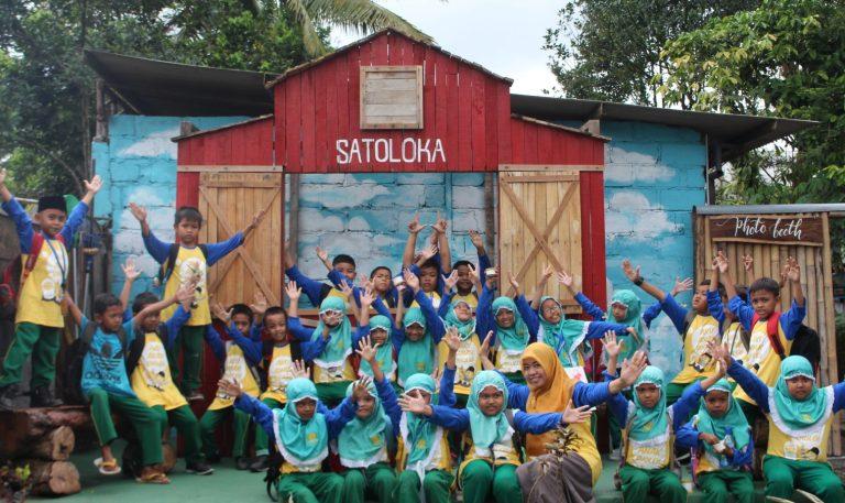 Sato Loka, Tempat Wisata Baru Yang Instagramable Di Yogyakarta