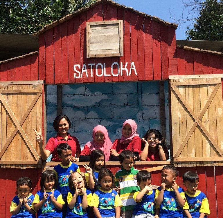Sato Loka, Tempat  Wisata Edukasi Anak di Yogyakarta
